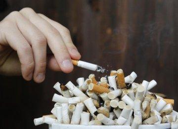 WHO: Iran Must Raise Tobacco Tax as per FCTC