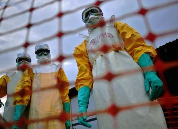 WHO Confirms 2nd New Ebola Case in Sierra Leone