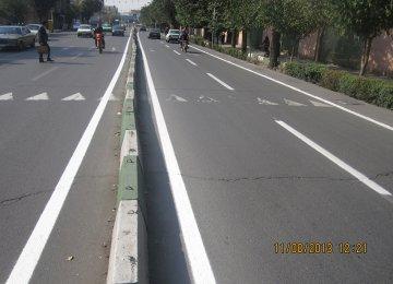 Fine for Cutting Traffic Lanes