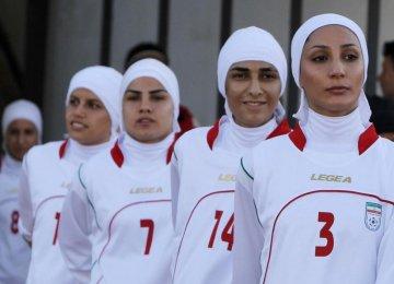 Encouraging Women in Sports