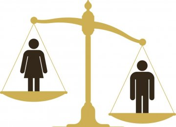 Women's Employment Rate Much Lower Than Men