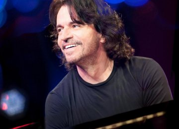 Yanni's Concert Likely in Late Winter