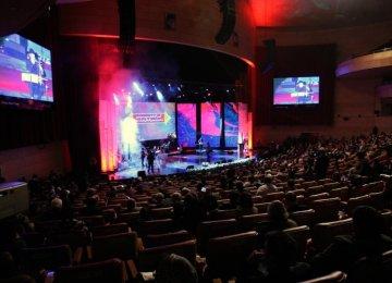 Fajr Int'l Film Festival Opens at Milad Tower