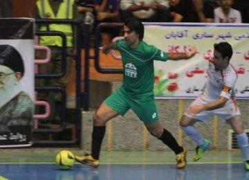 Iran to Host AFC Futsal Club Championship