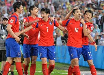 South Korea Reaches Final