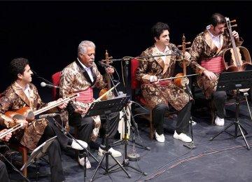 Kurdish and Lori Music at Vahdat Hall