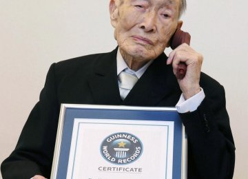 World's Oldest Man Dies at Age 112