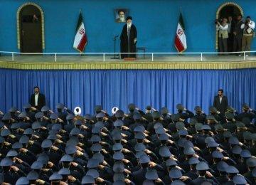 Leader Backs Fair Nuclear Settlement