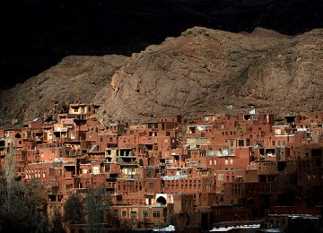 Abyaneh on Path to UNESCO Listing