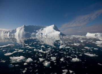 Arctic Council Convenes to Discuss Climate Change