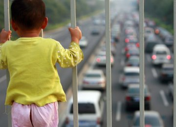 Beijing Air Pollution Linked to Low Birth Weight