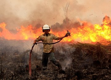 NASA Tech to Track Wildfires