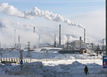 Russia Heats Up