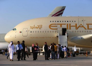 Etihad to Appeal German Ruling