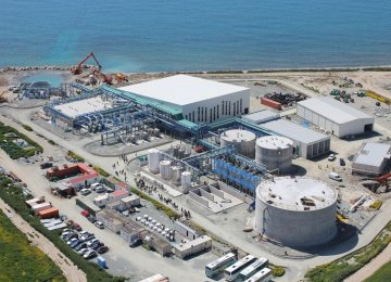 Desalination Talks in China
