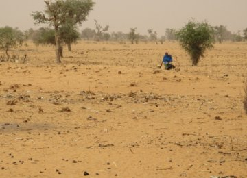 Fars Threatened by Desertification