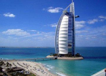 Dubai Hotel Rates Slide