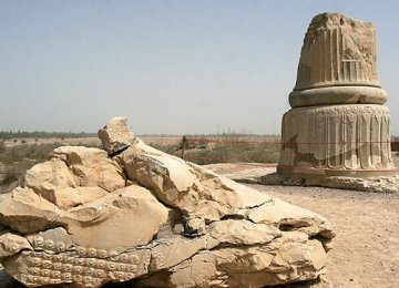 Dust Storms Taking Toll on Cultural Heritage