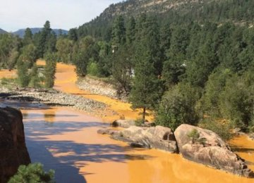 EPA Spills 1m Gallons of Mine Waste, Issues Warning