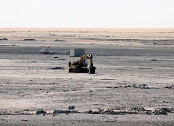Lake Urmia Health Impacts