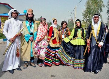 Iran's Festival of Tribes Going Global