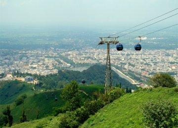 Gondola  Lift in Gilan