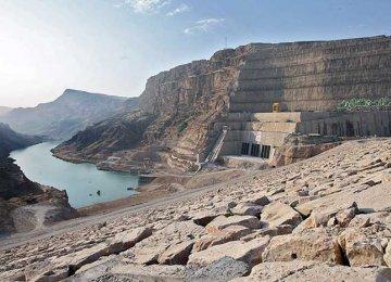 Gotvand Dam Takes Toll on Palm Trees