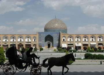 Isfahan Hotels Not Fully Booked