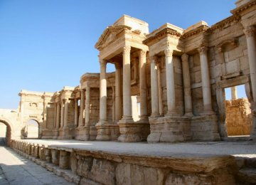 IS Begins Destruction of Palmyra