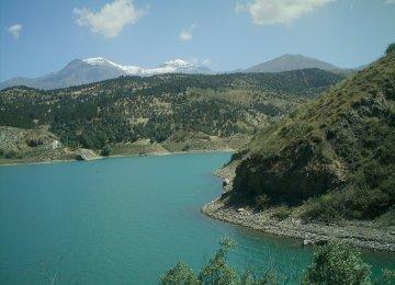 Jajroud River Tourism Project Underway