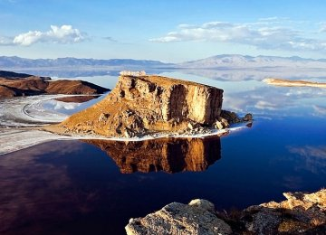 Lake Urmia Water Rights Upheld