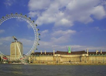 London Ranked World's Top Travel Destination