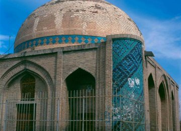 Qazvin Mosque Restored