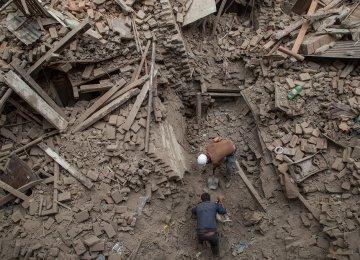 Nepal's Historic Homes at Risk in Post-Quake Restoration