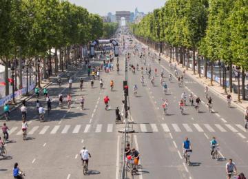 Paris Going Car-Free on Sept. 27