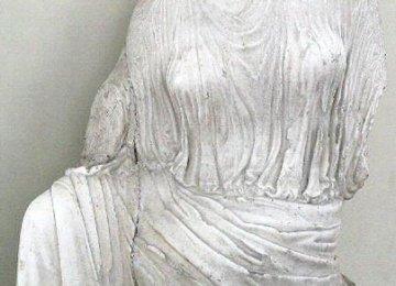 Statue of Penelope Returning to Iran