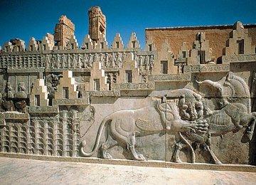Saving Persepolis From Lichens