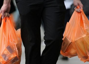England Introduces Plastic Bag Charge