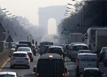 EU Urged to Tighten Air Pollution Limits
