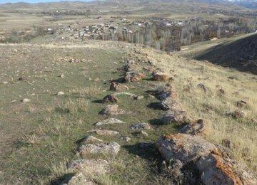 Prehistoric Tombs  Found