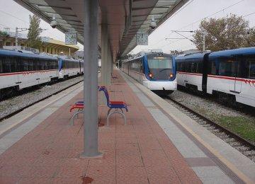 Tehran- Ankara Rail Route Suspended