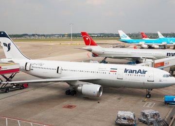 Iran Air Resumes Refueling in W. Europe