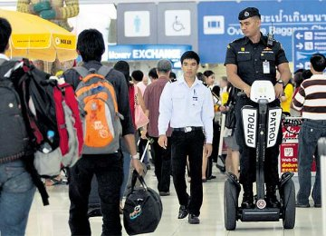 Overcrowded Bangkok Airport a Security Risk, Says IATA