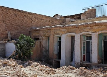 Major Restoration Projects Planned in Shiraz