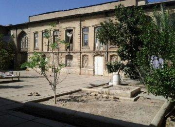 Foggy Future Awaits  Shiraz Historical Textures