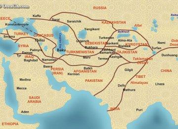N. Khorasan Seeks to Revive  Silk Road