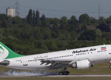 Mahan Air Launches Tehran-Sochi Flights