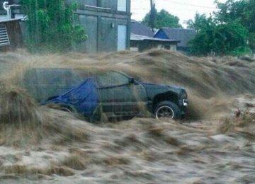 Tropical Storm Erika Kills 20