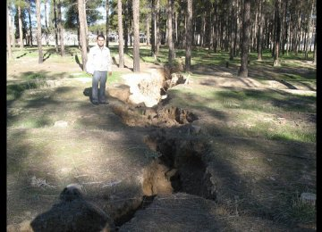 Land Subsidence Threatens Historic Sites