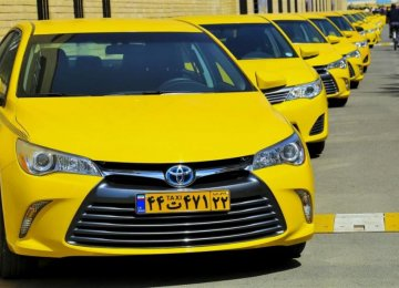 CNG-Powered Cabs Proposed